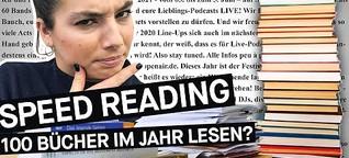 Speed Reading: Doppelt so schnell lesen in nur einer Woche? || PULS Reportage
