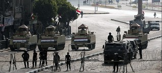 Ägypten: Kampf um Freiheit