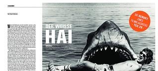 Klassiker: Der weisse Hai