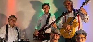 It's a jazz thing: Das Smokin' Sound Quintett im Sandershaus Kassel!