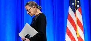 Ruth Bader Ginsburg: Eine linke Ikone