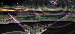 Gravitationswellen: Der Traum vom Einstein-Teleskop