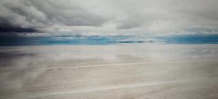 Lithiumgewinnung in Bolivien: Alles auf Weiß
