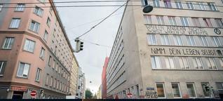 Das EKH in Wien: Anarchisten und Migranten unter einem Dach