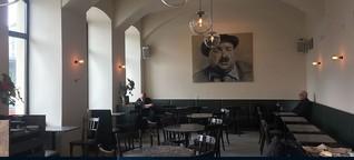 Alter Charme, neue Küche: Café Drechsler hat wieder offen