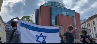 Initiator von Synagogen-Mahnwache in Graz angezeigt
