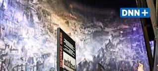 Dresden in Flammen: Panometer führt durch die Stadtgeschichte