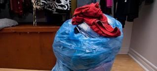 Container, Kleiderkammer, Online: Wie kann ich Kleidung fair und nachhaltig spenden?