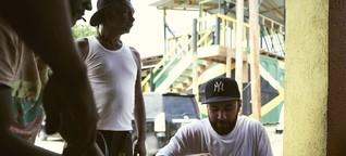 Von einem, der auszog, die Hiphop-Kultur zu erzählen: 187-Fotograf Pascal Kerouche