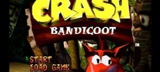 Der Klassiker: Crash Bandicoot