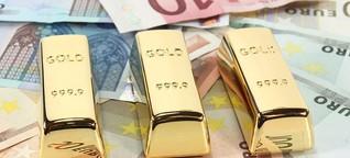 Dubiose Geschäfte mit Gold-Anlagen