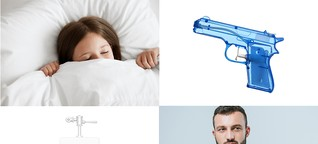 Entscheidungen treffen: Pärchen, Pipi und Pistolen