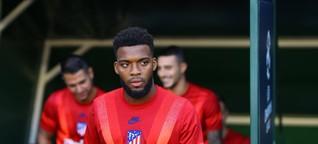 Transfer von Thomas Lemar zu RB Leipzig droht am Geld zu scheitern