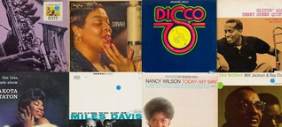 Podcast: Listening Session Jesse Owens Record Collection mit Aida Baghernejad, Sven Beckstette und Malcolm Ohanwe