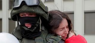 Krieg, Neuwahlen, Stillstand - was passiert nun in Belarus?