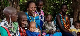 Tansania: Die Rebellion der Kinderbräute - DER SPIEGEL - Politik