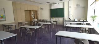 Vom Klassenzimmer in die Quarantäne