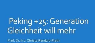 LSVD bLOG Christa Randzio-Plath: Peking darf nicht zum Mahnmal degenerieren