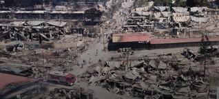 Augenzeugen aus Moria: Ohne Hilfe und Hoffnung