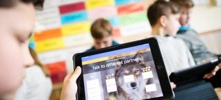 Experten uneins: Macht digitales Lernen in der Grundschule Sinn?