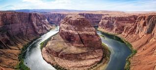 Die Great American Outdoors - Nationalparks, Natur ... und diese Aussicht!