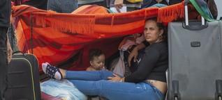 Flüchtlinge in Lateinamerika: Ein Recht zu bleiben