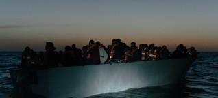 """""""Den Menschen, die geflohen sind, ist nicht klar, was auf sie wartet"""""""