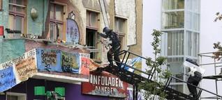 Liebig34 und die Folgen: wie viel Hass verträgt die Stadt? - tip berlin