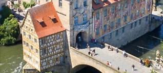 Barock und Bier in Bamberg