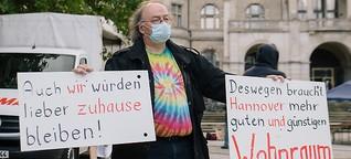 Hannover will wieder Masse statt Klasse