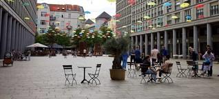 Die Stimmung in der Gastronomie: Berlin - Falstaff