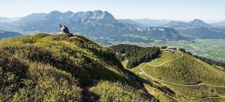 So schön ist Österreichs Promi-Hotspot im Herbst!