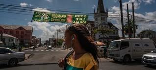 Misswirtschaft: Gefährlicher Schatz: Der neue Ölreichtum könnte für Guyana zum Albtraum werden