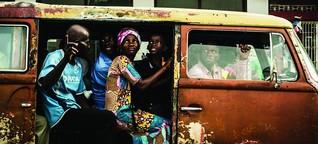 """Ausstellung """"Megalopolis"""" über Kinshasa - Kunst gegen das Chaos und die Gewalt"""
