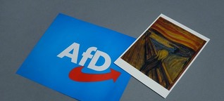 Proteste in Leipziger Kunstquartier - Wie mit AfD-nahen Künstlern umgehen?