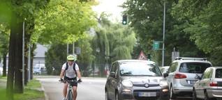 Auch auf der Straße gilt: Abstand halten, bitte! Zwei Rad-Pendlerinnen berichten über ihre Erfahrungen - Waiblingen - Zeitungsverlag Waiblingen
