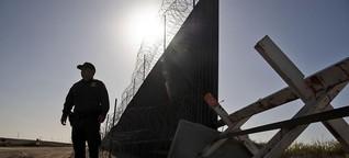 Die Mauer - Trumps Bollwerk gegen Einwanderer