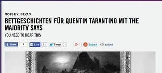 Bettgeschichten für Quentin Tarantino
