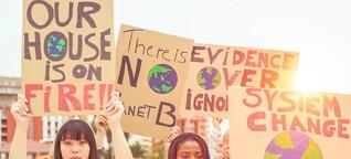 Was wird bei Pinterest gesucht? Protestplakate, Unisex-Namen, Superfoods - WELT
