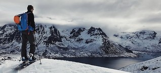 Norwegen im Mai - Der Traum von unberührtem Pulverschnee