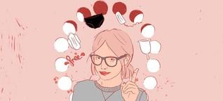 Was Männer* über Menstruationsprodukte wissen sollten