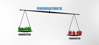 So sicher sind die Pensionen in Österreich | 4 Minuten