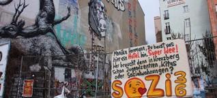 """Sozi36: """"Straßenkunst sollte auch mal wehtun""""   Spreewild"""