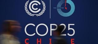Coup d'envoi de la COP25 à Madrid | DW | 02.12.2019