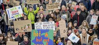 """Schülerstreik oder schon Grünen-Wahlkampfhilfe? Was die Wahl in Hamburg für """"Fridays for Future"""" bedeutet"""