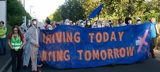Proteste auf der IAA: Verkehrswende geglückt – für ein paar Stunden