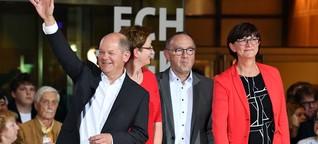 Welches SPD-Duo macht die bessere Politik für junge Leute?