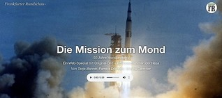 Web-Special: 50 Jahre Mondlandung