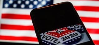Wahlen in den USA: Die Bundesstaaten im Überblick