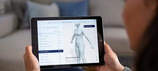 Zalando investiert in 3D-Body-Scan Spezialist Fision und schafft 150 Stellen